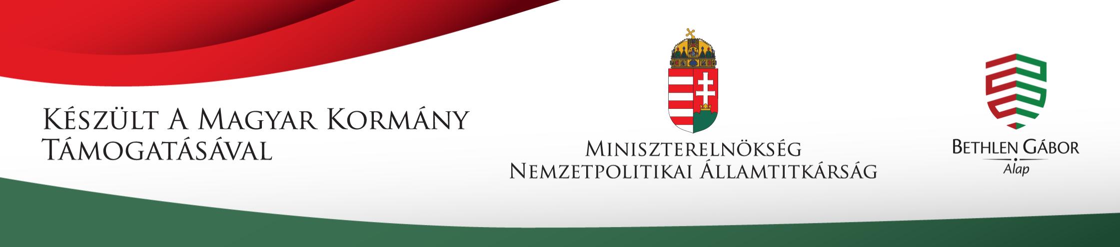 készült a magyar kormány támogatásával harmas logo 001